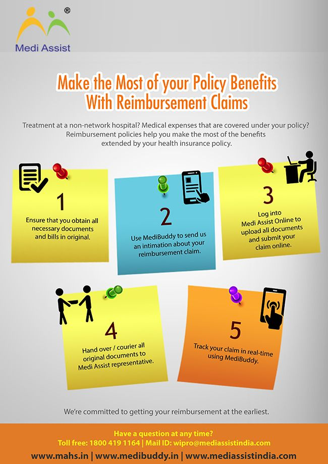 Make The Most Of Your Policy Benefits Reimbursements Claims