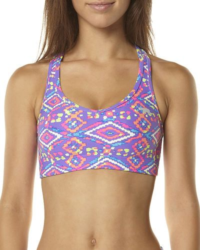 cd32d86cb3 SURFSTITCH - WOMENS - ACTIVEWEAR - SPORTS BRAS - RUNNING BARE SEXY  SWEETHEART NO BOUNCE ACTION BACK CROP - OLIVIA