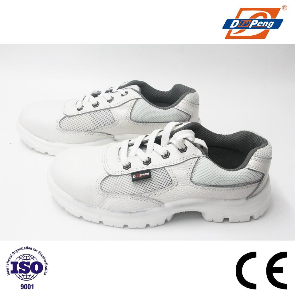 light steel toe cap safety shoes fashion