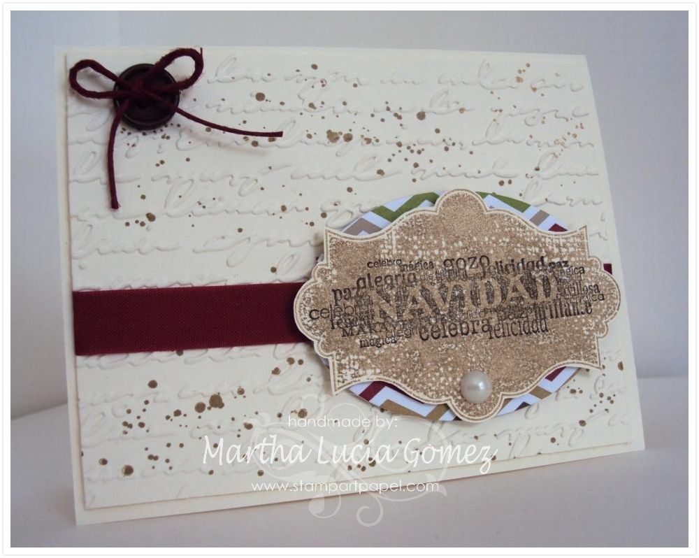 Ideas para navidad manualidades con papel tarjetas - Ideas postales navidad ...