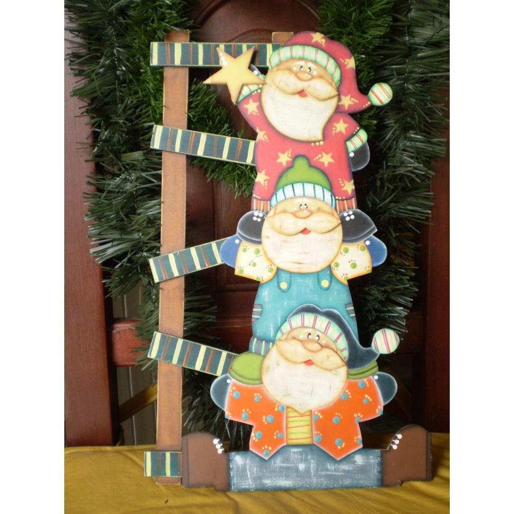 diseos de madera navideos pintadas a mano buscar con google