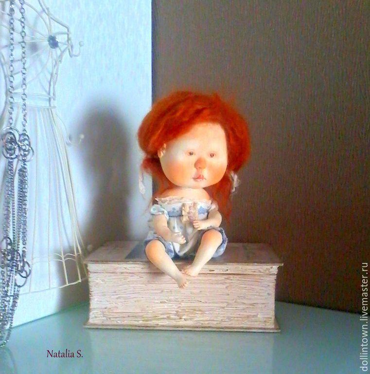 Русская рыжая малышка фото 763-552