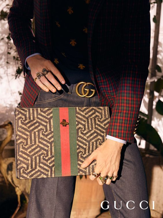 Men bags by Gucci at closetonthego