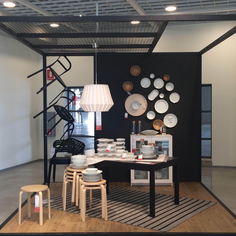 Ikea Spain Visual Merchandising Displays Home Furnishing Stores