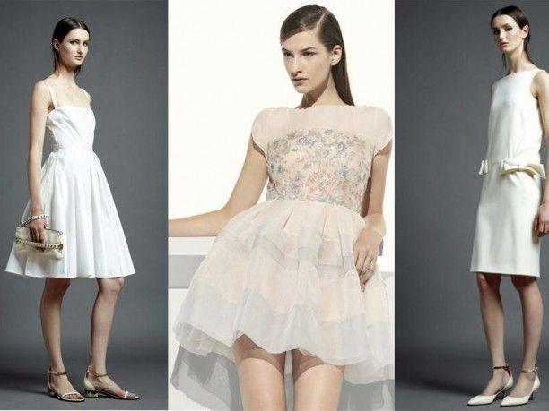 #weddingdress #wedding #bride #bridal #shortdress #whitedress #white #dior