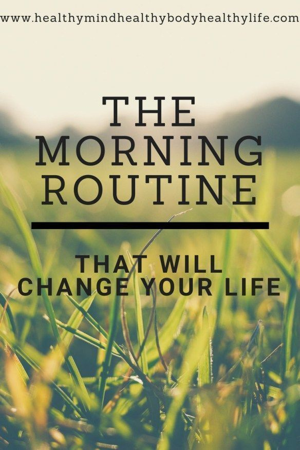 7 Habits to Create a successful Morning Routine #morningroutine