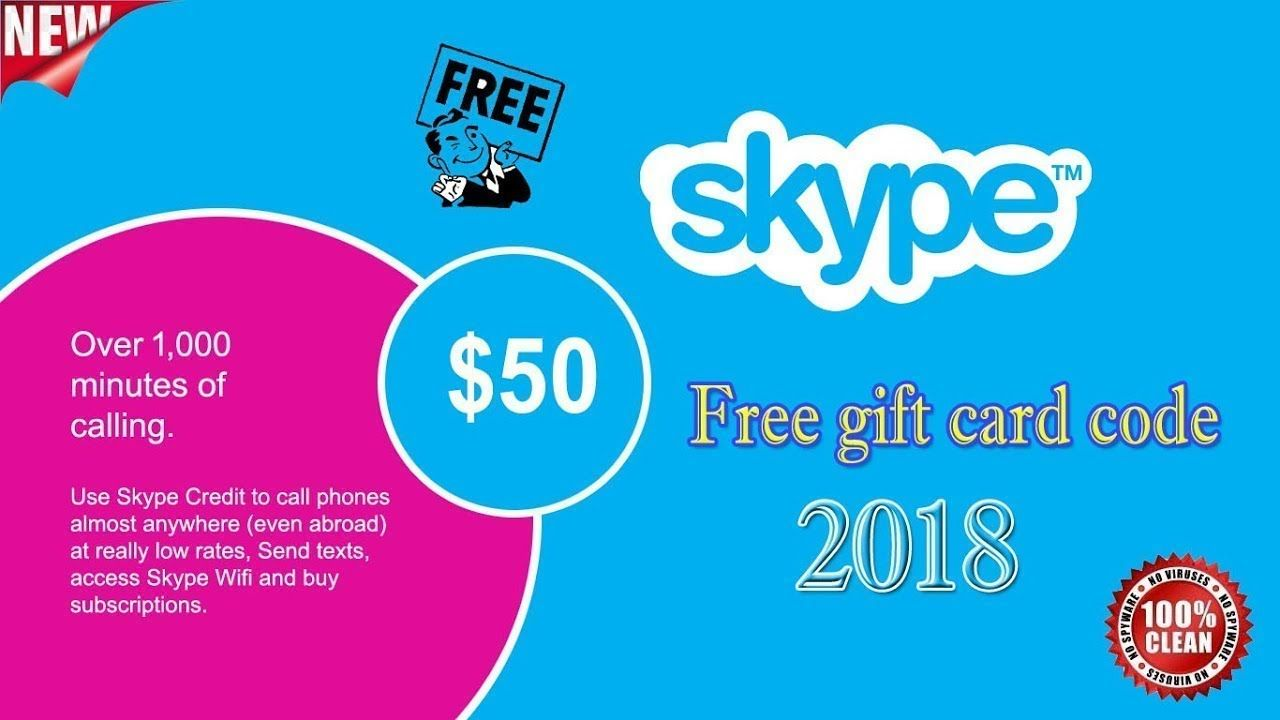 How to get a free gift card in skype best gift cards