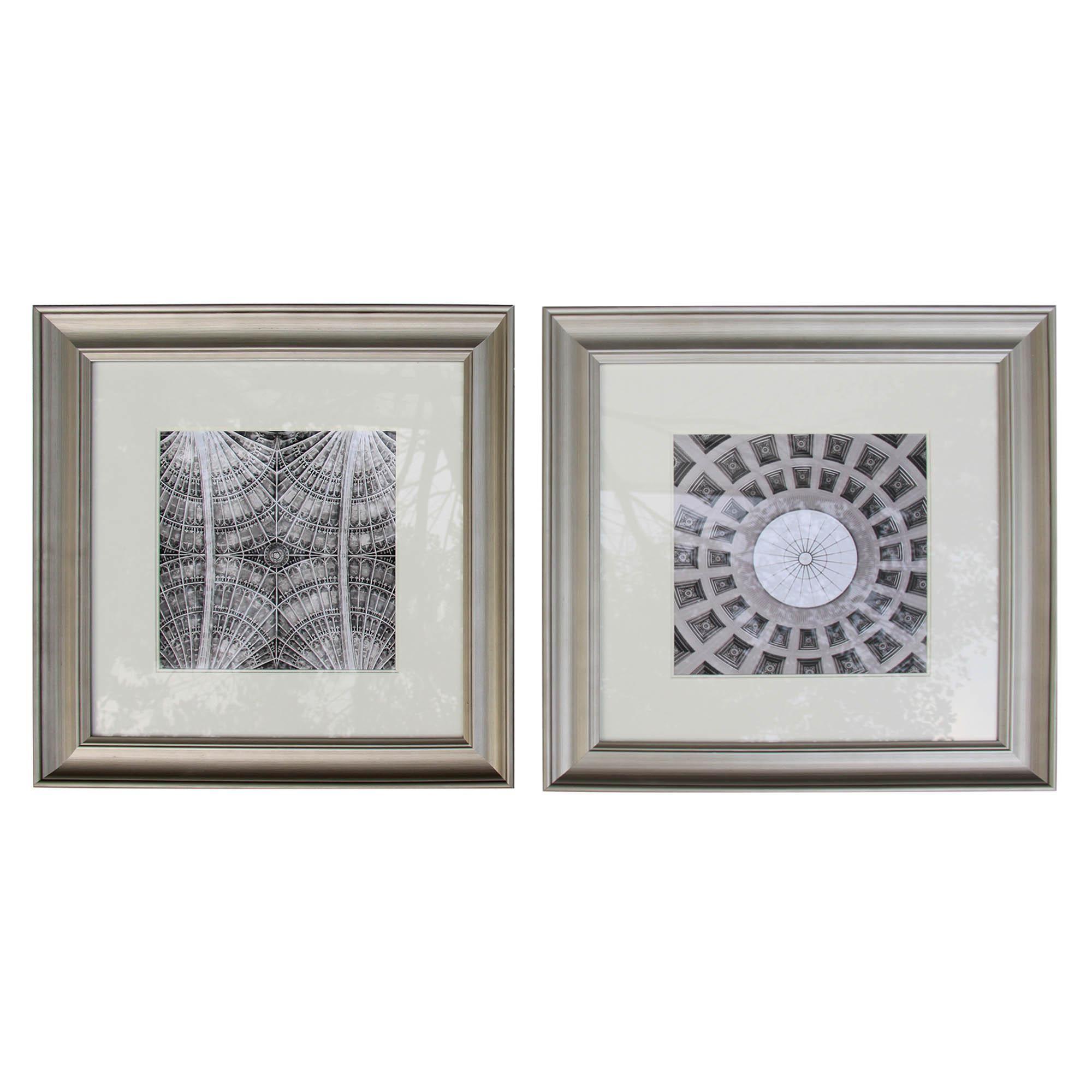 Dorma Set Of 2 Timeless Framed Prints Dunelm Frame Mirror Wall Art Framed Prints