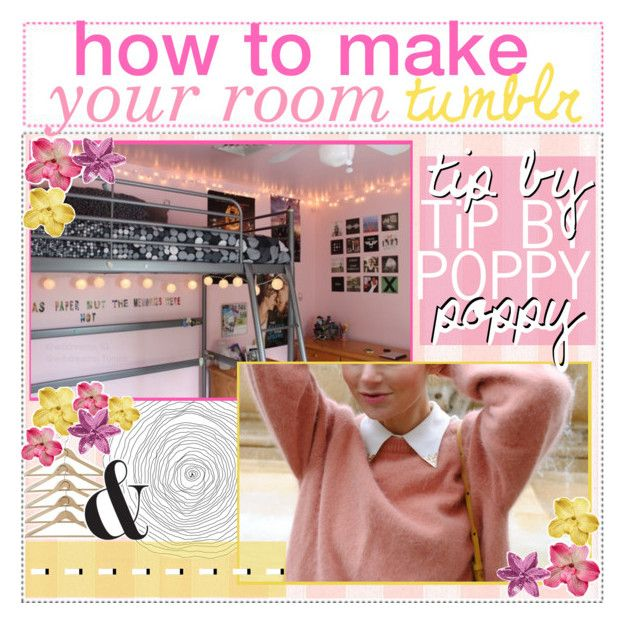 How To Make Your Room Tumblr My Polyvore Finds Pinterest