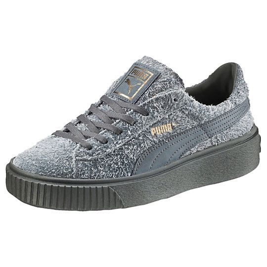 PUMA SUEDE CREEPER ELEMENTAL WOMENS SNEAKERS | Shoes | Shoes