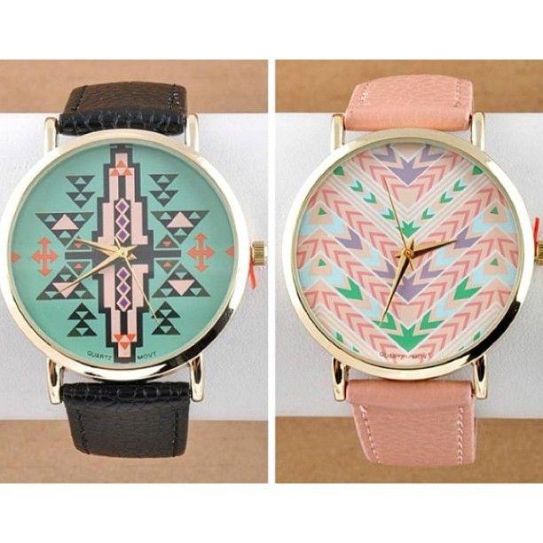 Aztec Watches<3