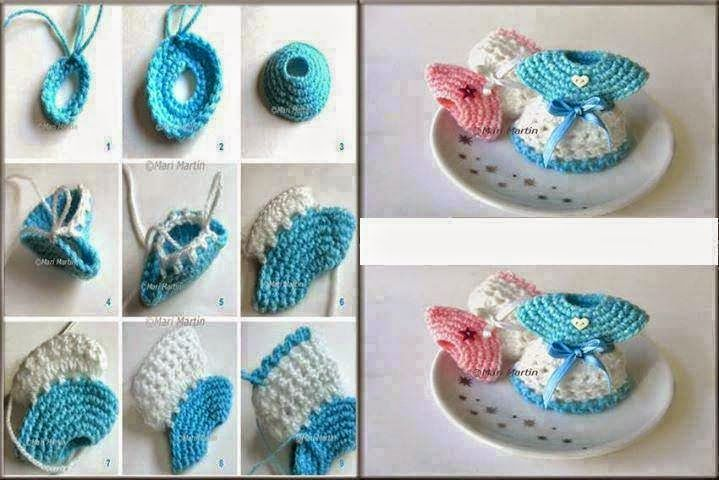 Todo crochet: Souvenir \