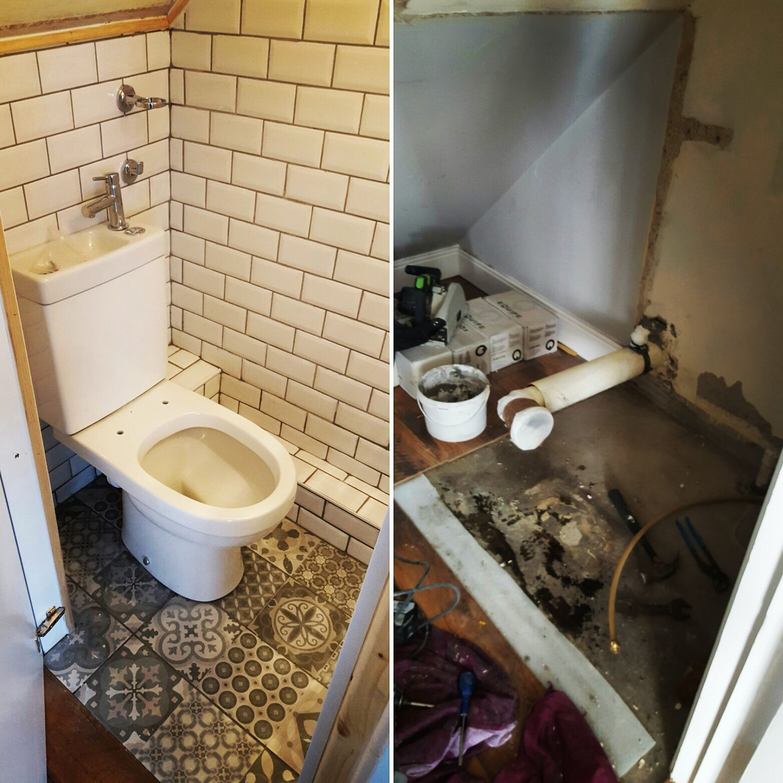 Lighting Basement Washroom Stairs: Image Result For Victorian Style Understairs Toilet