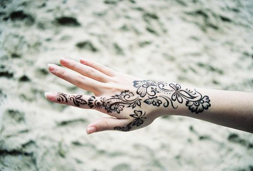 Desenhos Mehndi Significado : Mehndi Índia