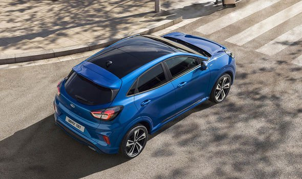 2019 Ford Puma Ford Puma Small Suv Ford