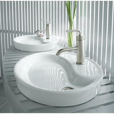 Kohler Yin Yang Wading Pool Lavatory In White While Not
