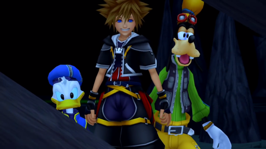 Video Game Forest Two Questions 1 Why Am I Laughing So Hard 2 Kingdom Hearts Ii Kingdom Hearts Animated Characters