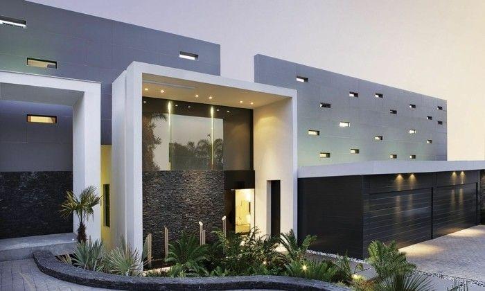 Moderne Hausfassaden 56 ausgefallene ideen für moderne fassaden fassaden ausfallen