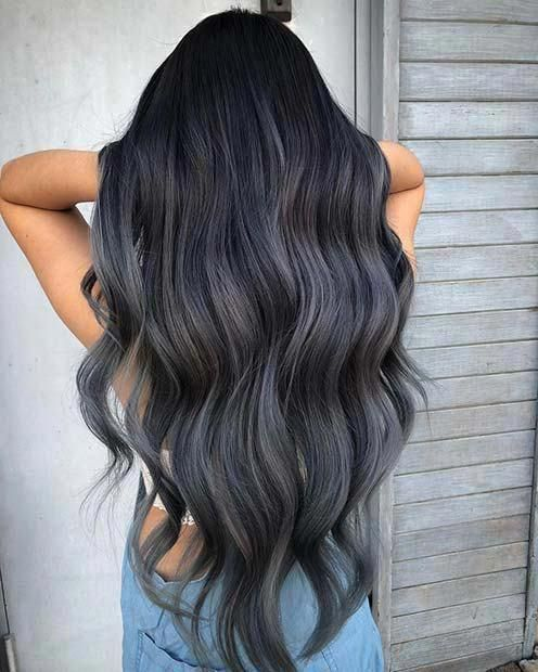 Winter Hair Color Ideas amp Trends for 2018