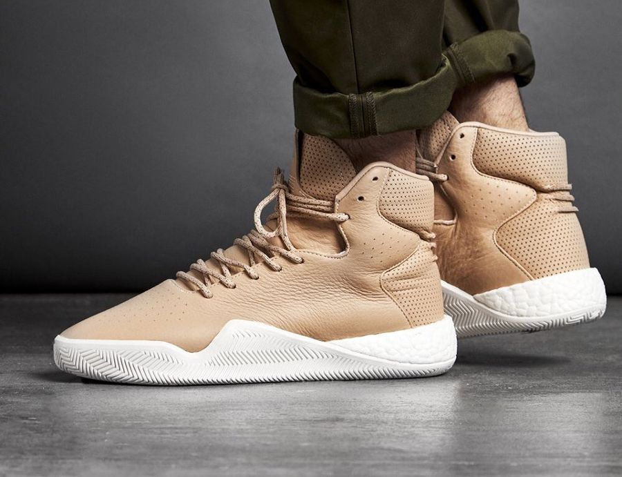adidas boost shoes tan