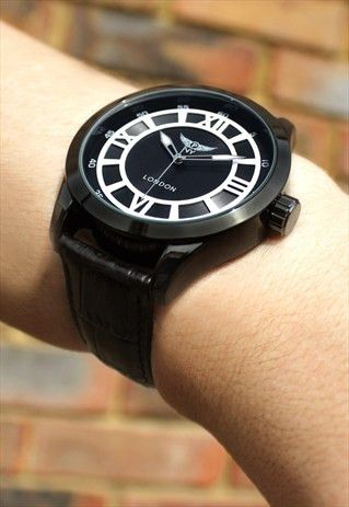 Now available from Profashional **  Numeral Watch wit... **  Check it out here $$ http://www.profashional.co.za/products/numeral-watch-with-faux-skin-strap?utm_campaign=social_autopilot&utm_source=pin&utm_medium=pin $$