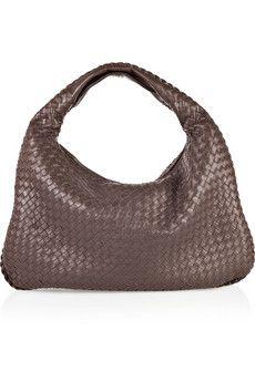 5251b89719b Bottega Veneta  Large Veneta Intrecciato Leather Bag   Fashion ...