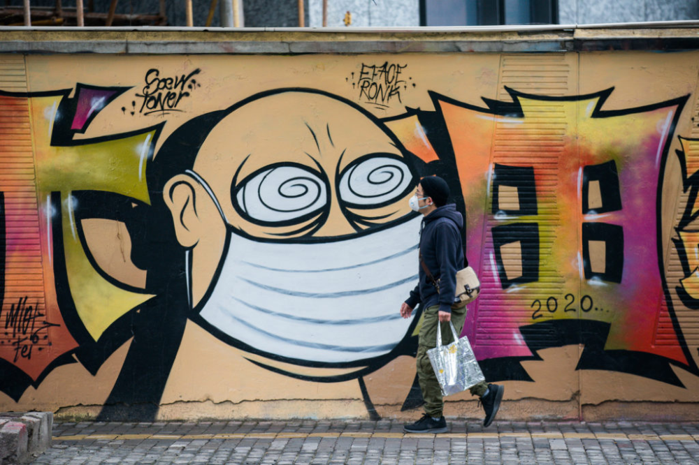 Street Artists Around the World Are Spreading an Urgent