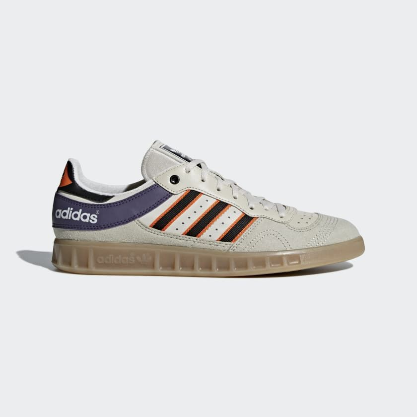 $100 Handball Top Shoes Grey CQ2314 | Adidas official