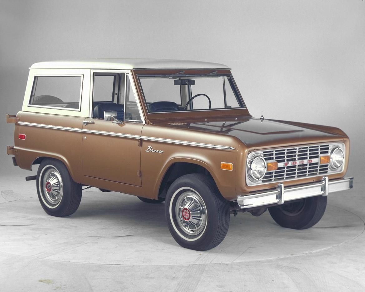 Ford S Iconic Bronco Throughout History Pictures Page 5 Ford