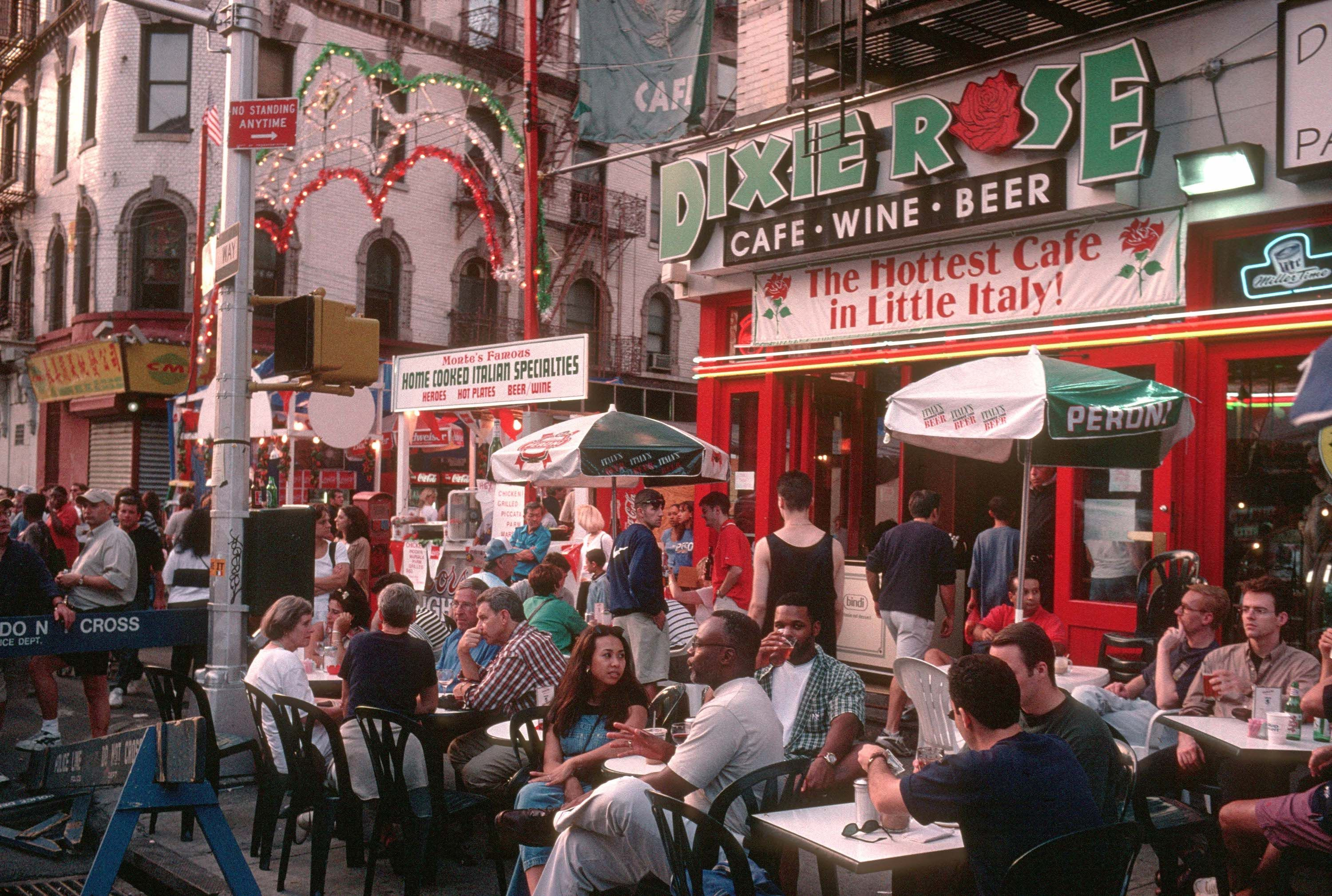 The Changing Face Of New York S Little Italy Magnum Photos Little Italy Magnum Photos Italy