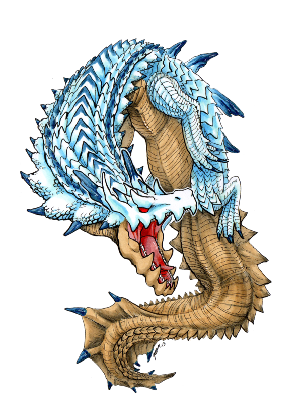 Monster Hunter Ivory Monster Hunter Monster Hunter Art