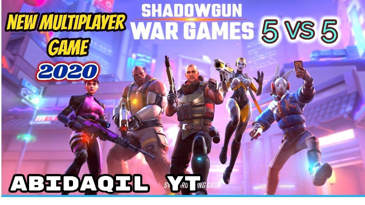 Mirip overwatchShadowgun War Games Online PvP FPS,game