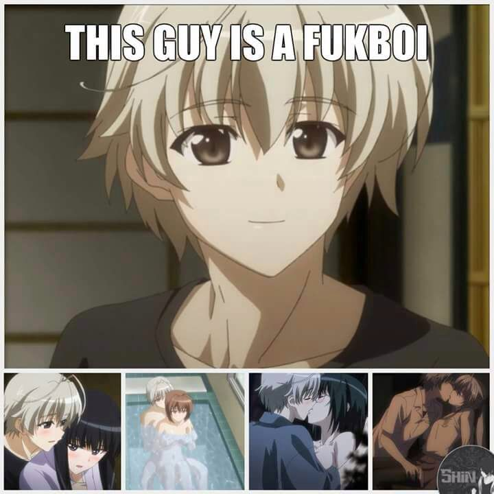 anime with sex and good plot