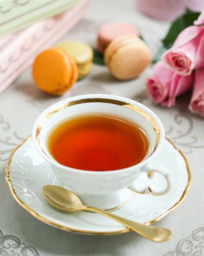 Nina's Thé de Marie Antoinette   Thirsty for Tea