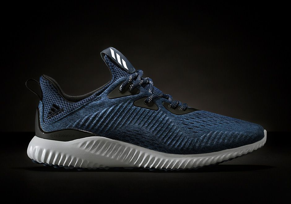 first rate 30a91 8f853 adidas Updates the AlphaBOUNCE with Engineered Mesh Page 2 of 5 -  SneakerNews.com