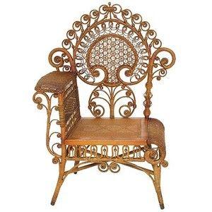 Attractive Victorian Wicker   Google Search. Wicker ChairsWicker FurnitureAntique ...