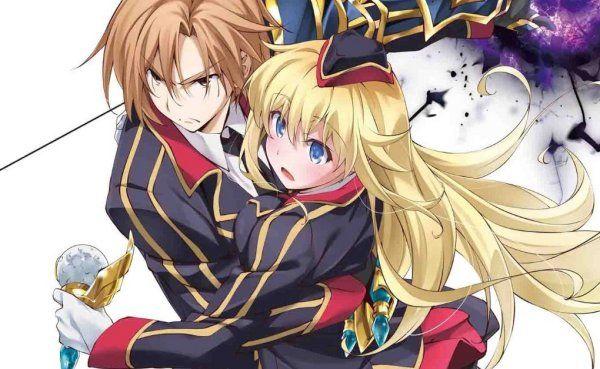 Aniplex Japan Sets Qualidea Code Anime Dvd Bd Release Plans Anime Dvd Anime My Princess