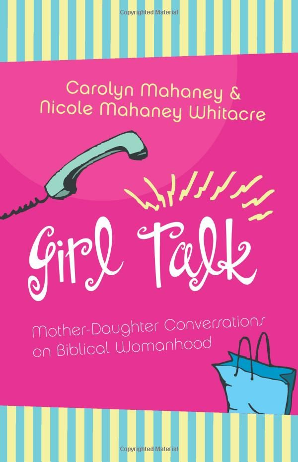 Another wonderful resource for moms of 6th grade girls on up!