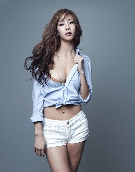 Pin Em Top 10 Sexiest Female Kpop Idols In 2013