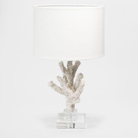 witte resine lamp lampen decoratie zara home. Black Bedroom Furniture Sets. Home Design Ideas