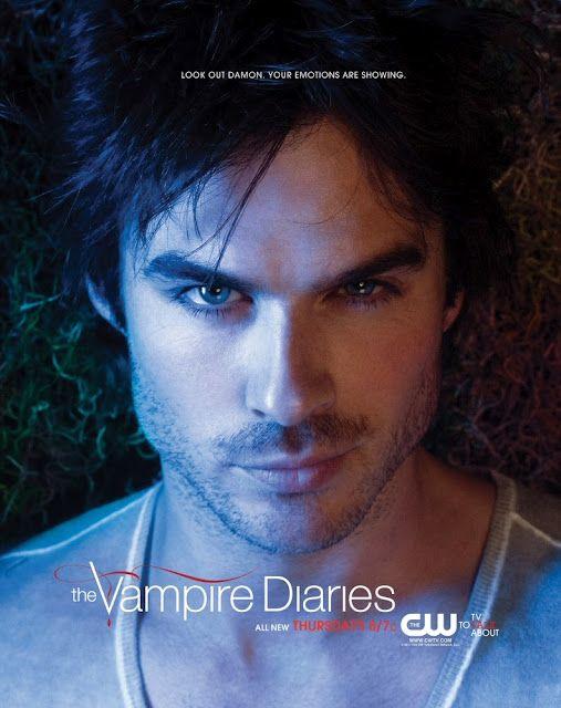 Damon - The Vampire Diaries