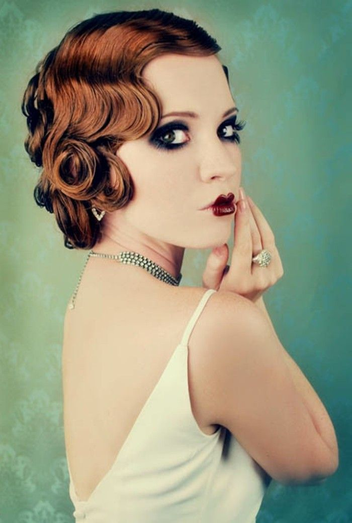 Frisuren 20 Er Frauen Frisuren Frauen Pinterest Hair Styles