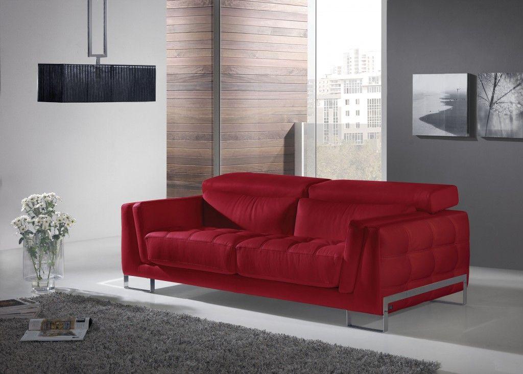 Sofas modernos para salas pequenas - Sofas modernos fotos ...