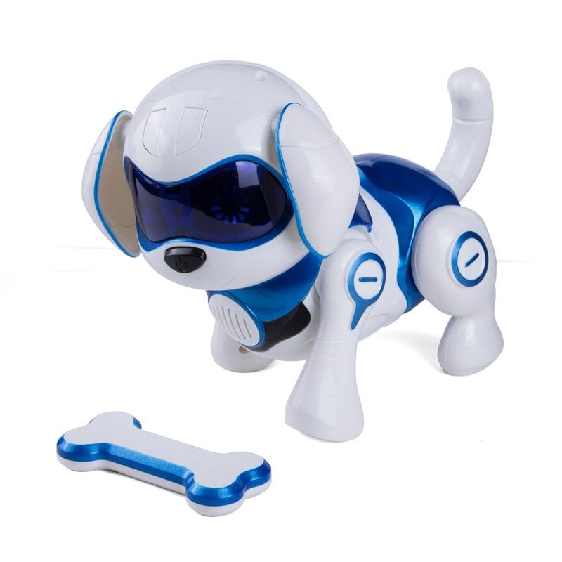 Puppy Dogs Remote Control Robot Dog Intelligent Dancing Walk
