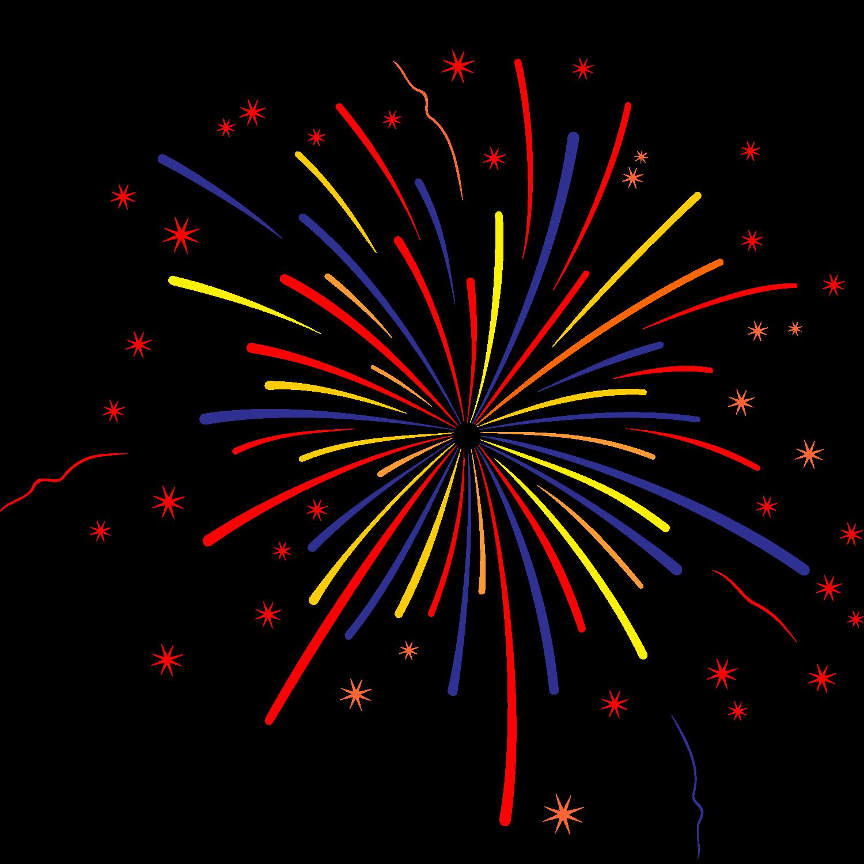 Fireworks Vector Png Fireworks, Fireworks art, How to