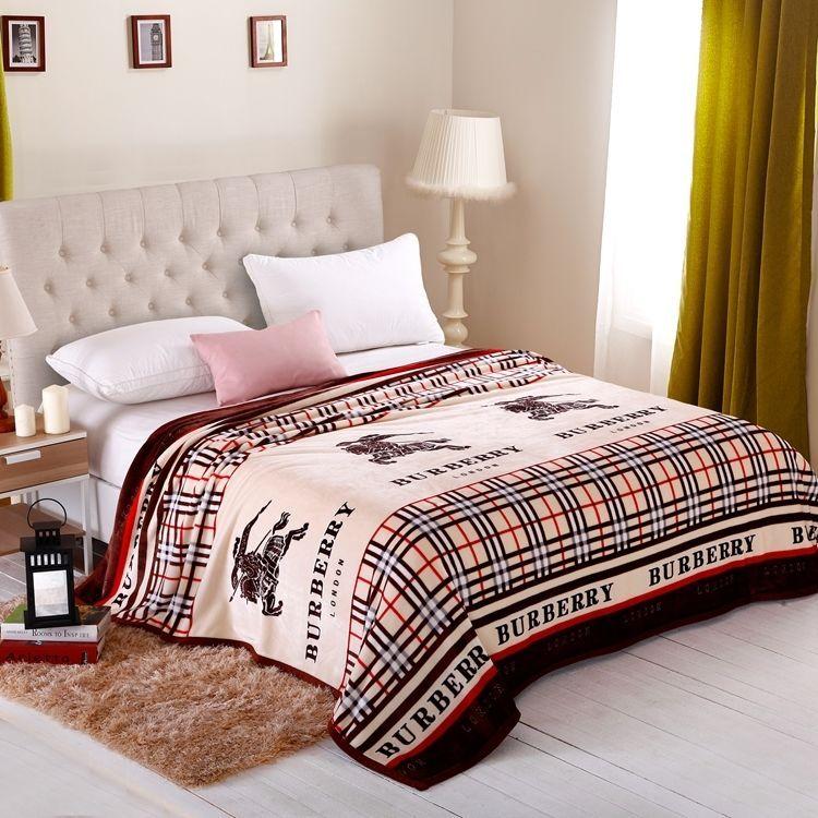 Summer Blanket Soft Air Conditioning Blanket Thin Velvet Blanket
