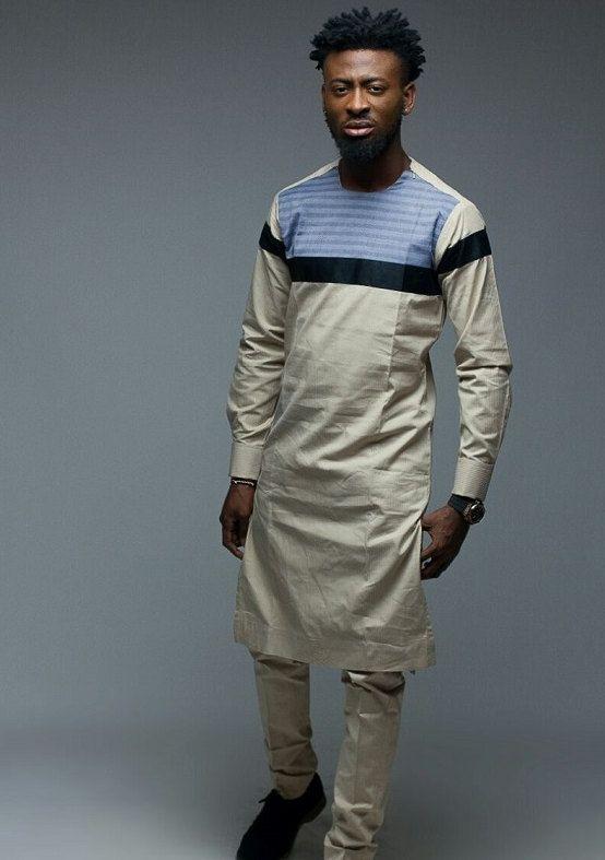 on sale fa07c 9f981 Afrikanische Kleidung für Männer-traditionelle afrikanische ...