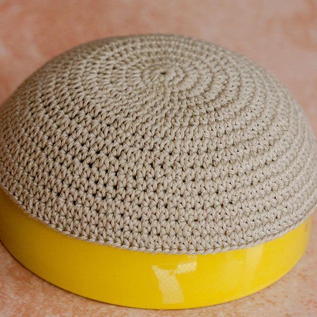 How to Crochet a Kippah | KIPOT | Pinterest | Telar, Puntadas y Pintar