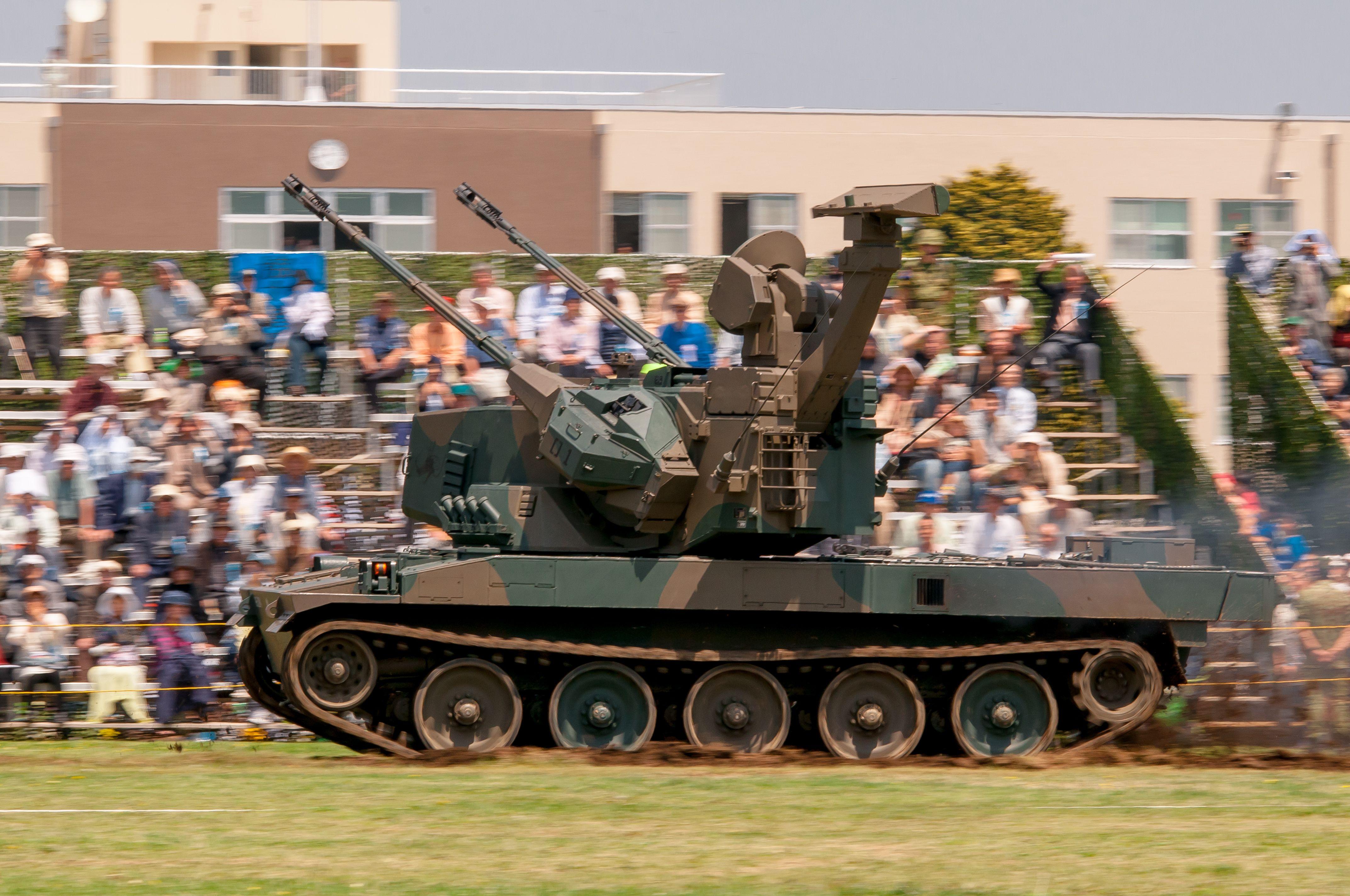 JGSDF Type87AW.
