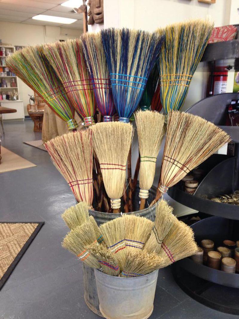 Sb Finds Memphis July 2015 Handmade Broom Brooms Collierville